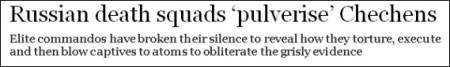 Stan Carey - Sunday Times - blow to atoms