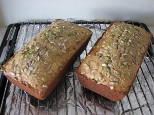 Stan Carey - banana bread cake 7