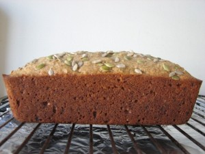 Stan Carey - banana bread cake 8