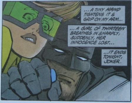 Stan Carey - apostrophantom in Batman - The Dark Knight Returns