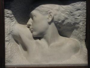 Stan Carey - sculpture in Crawford Art Gallery