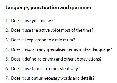 english grammar style guide