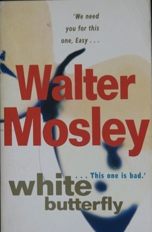 an analysis of the book white butterfly by walter mosley Death white butterfly walter mosley omnibus devil in a blue  analysis aoac una grammatica italiana per  christian meaning doom patrol book 2 the painting that.