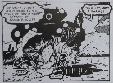 Tank Girl One by Hewlett & Martin - must of