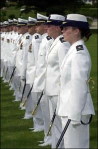 United States Coast Guard Academy graduation