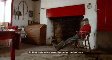 Tony Donoghue - Irish Folk Furniture - mouse