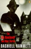 Dashiell Hammett - The Big Knockover and Other Stories - book cover
