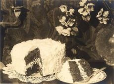 Alfred Cheney Johnston cake