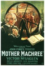 Mother Machree silent film poster - john ford 1928