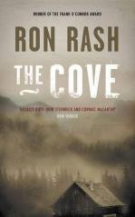 ron rash the cove book cover
