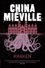china mieville - kraken book cover