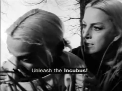 Incubus 1996 film - Unleash the incubus