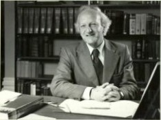 Robert Burchfield, OED editor and lexicographer