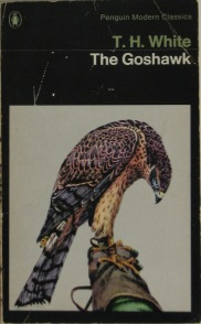 T. H. White - The Goshawk - Penguin Modern Classics book cover