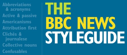 BBC News style guide