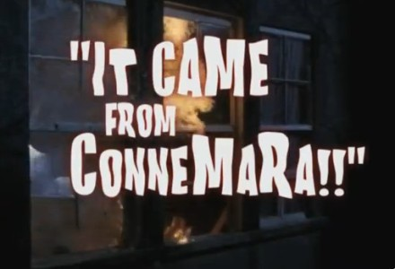 It came from connemara - by dearg films brian reddin feat. roger corman