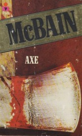 ed mcbain axe - pan books cover 1964