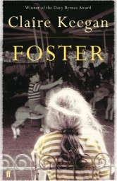 Claire Keegan - Foster - faber and faber book cover