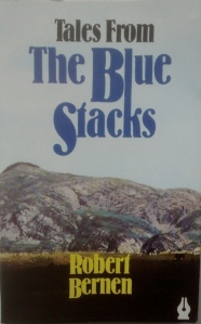 Robert Bernen - Tales from the Blue Stacks - Poolbeg Press book cover