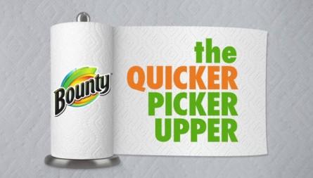 bounty ad quicker thicker picker upper