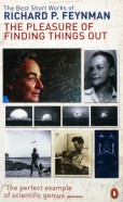 Richard Feynman - The Pleasure of Finding Things Out - Penguin book cover