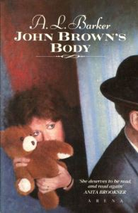 a l barker - john brown's body - arena book cover
