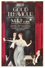 molly keane - good behaviour - abacus book cover