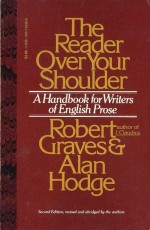 robert graves alan hodge - the reader over your shoulder - writing handbook