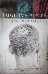 anne michaels - fugitive pieces - book cover