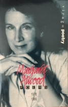 margaret atwood poems 1976-1986 virago book cover
