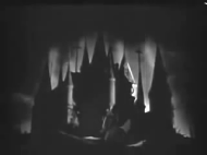 the cat and the canary 1927 - haunted house