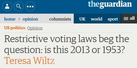 guardian headline beg the question