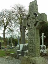 Muiredach's High Cross, Monasterboice, County Louth, Ireland