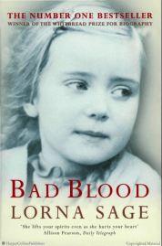 Lorna Sage - Bad Blood memoir book cover