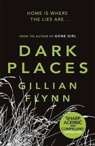 gillian flynn dark places book cover